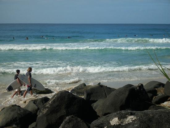 Coolangatta Beach: go there!