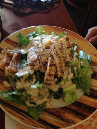 La Famiglia: Chicken Ceaser Salad