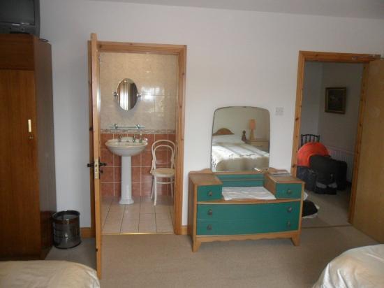 Oakfield Guest House: en-suite