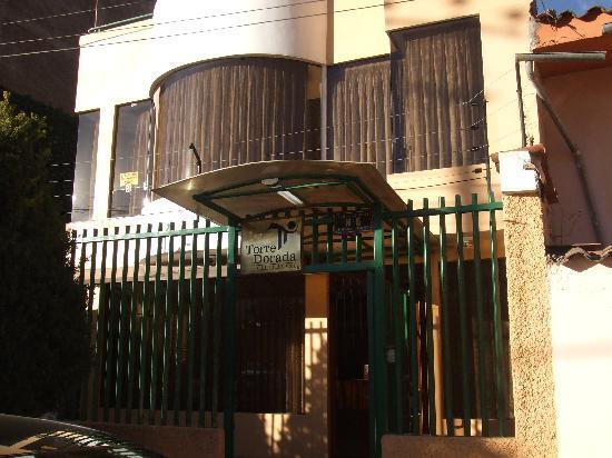 توري دورادا: Hotel Torre Dorada 
