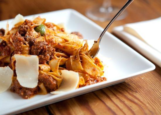Marzano's Restaurant: Lamb Ragu & Fresh Pappardelle