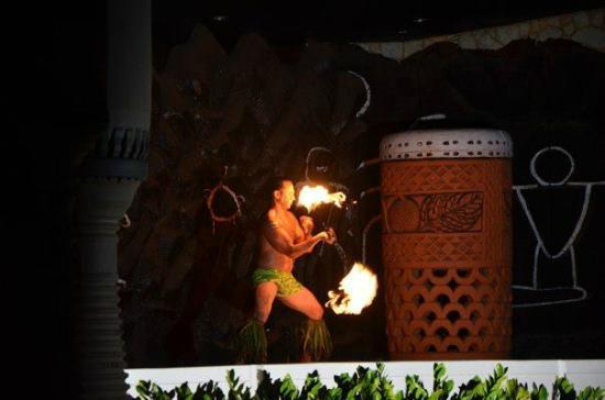 Legends of Hawaii Luau: Best part of the luau