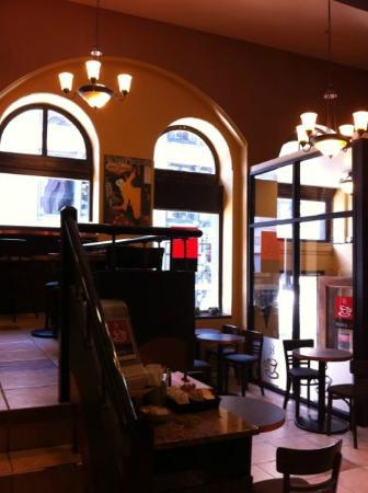 Espace Cafe & Espresso Bar : The place