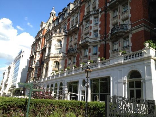 Mandarin Oriental Hyde Park, London: vakkert hotell i Knightsbridge