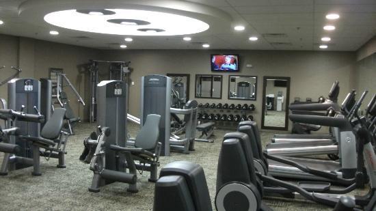 Hyatt Regency Green Bay: The hotel's Gym