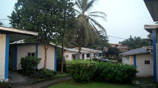 Hotel Seme Beach Cottages At Minotel Limbe Cameroon