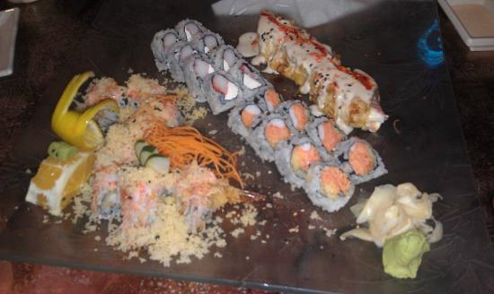 Photo of Japanese Restaurant Fancy Q Sushi Bar & Grill at 211 Redfern Vlg, Saint Simons Island, GA 31522, United States