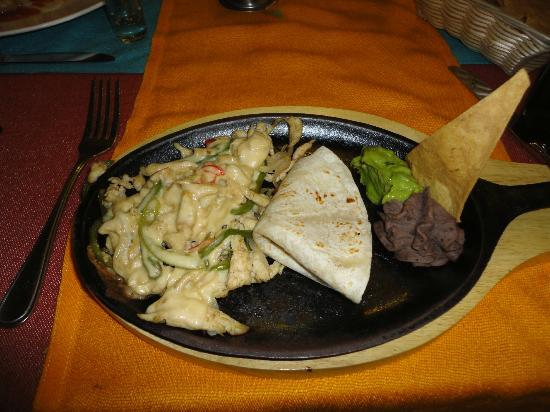 Viva Wyndham Azteca: Fajitas at Don Diego