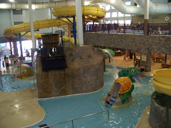 View From Above Picture Of Castle Rock Resort Waterpark Branson