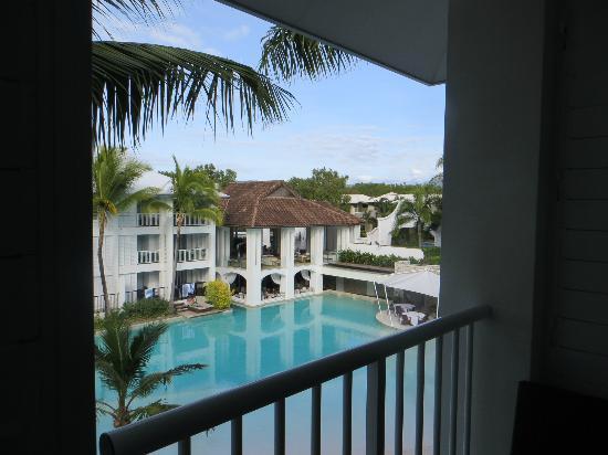 Peppers Beach Club: Balcony View