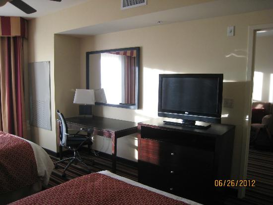 Homewood Suites by Hilton Carlsbad-North San Diego County: Livign room