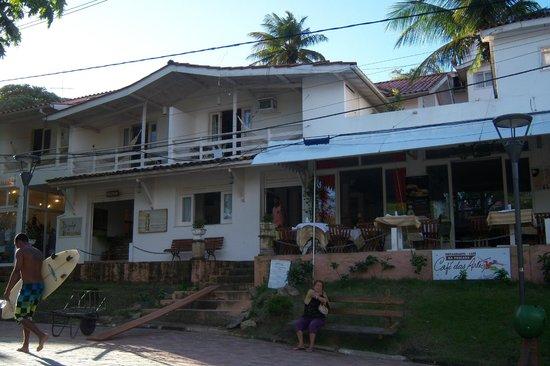 Solar Das Artes Pousada Boutique - Morro: Fachada do hotel