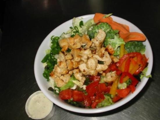 My Place Restaurant: Chicken Chop Suey