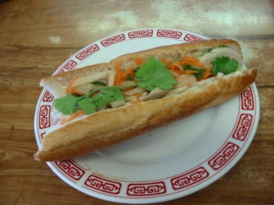 My Place Restaurant: Banh Mi - Vietnamese Sub
