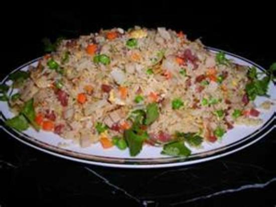 My Place Restaurant: Fried Rice Combo