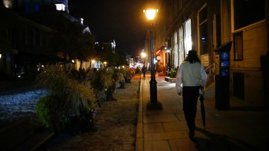 Fantomes Montreal Ghosts : Ghost Walk 01
