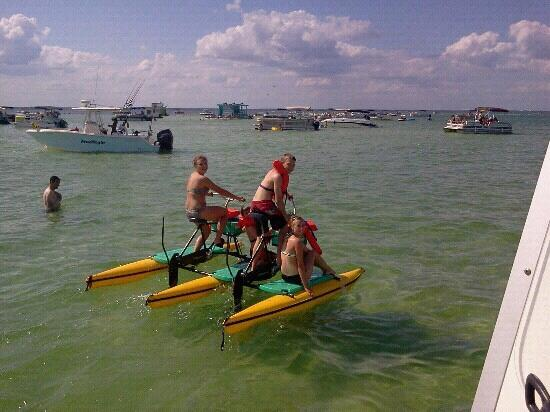 story banana boat crew best vacation ever