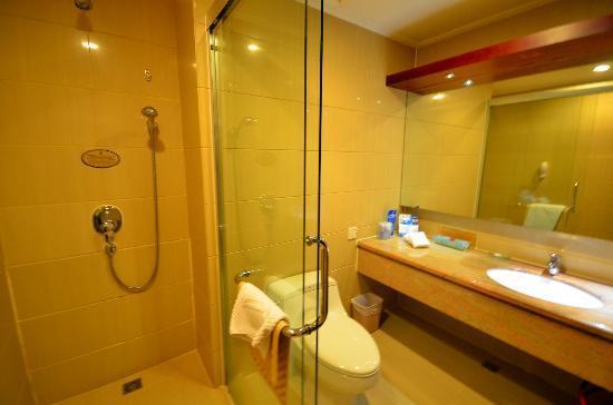 Wilson Hotel: Washroom