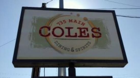 Coles 735 Main