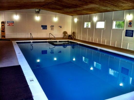 Ludington Pier House Hotel/Motel: pool