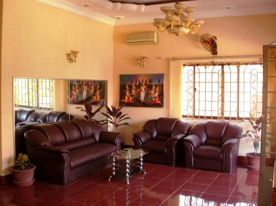 Watery Fowls Guesthouse: Guest Lounge