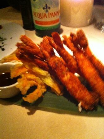 Ristorante Nove: Crispy Shrimp