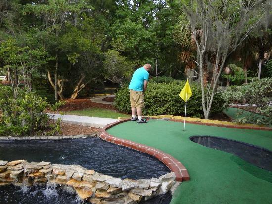 Legendary Golf : No real theme besides Bible verses