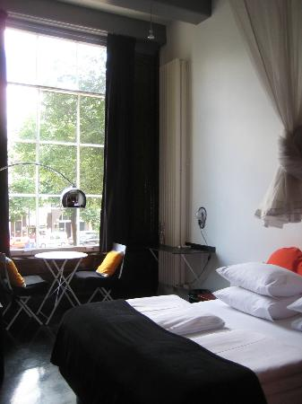 Mauro Mansion: 2nd floor room