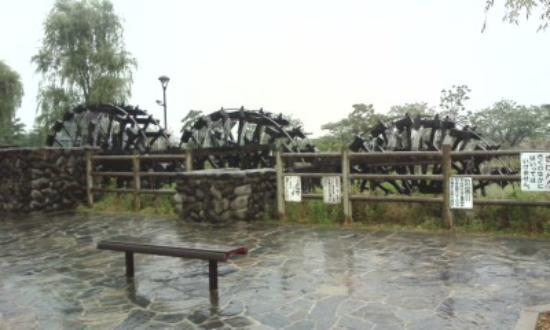 Asakura Three-stand Mill Wheel: sanrennsuisiya