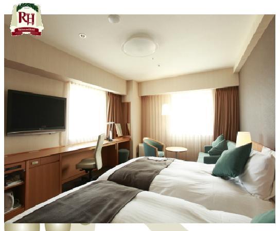 Richmond Hotel Obihiro-ekimae: リッチモンドホテル帯広駅前