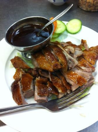 Don's Kitchen: sumptuous Peking duck