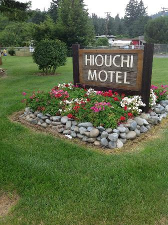 Hiouchi, Kalifornien: Beautiful grounds