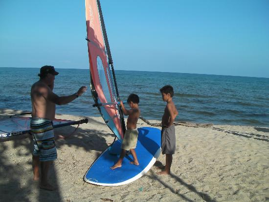 Samui Paddleboard, Windsurf & Yoga SUP Picture
