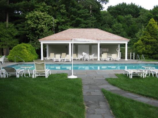 Grace Mayflower Inn & Spa: pool