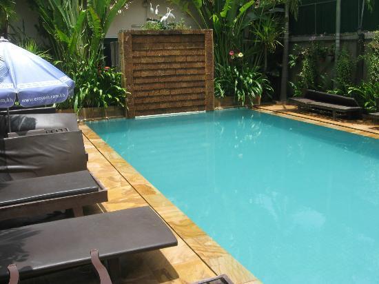 Tanei Boutique Villa: The Pool