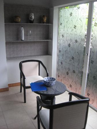 Botanic Garden Homestay: Dining Area