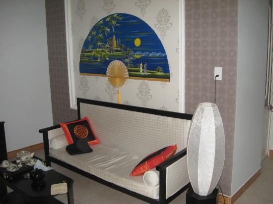โบทานิคการ์เดนโฮมสเตย์: Lounge Room