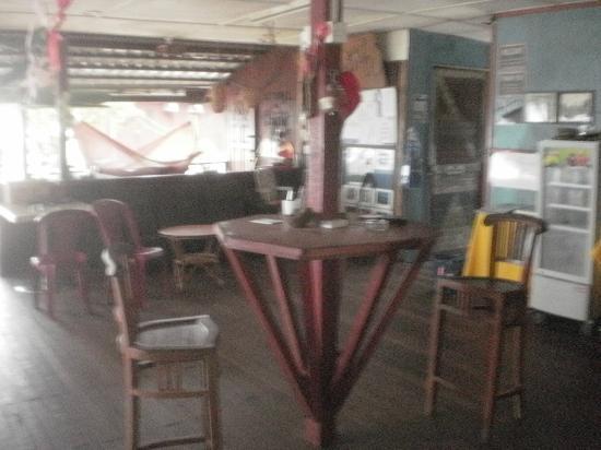 Bersatu Nipah Chalets: Restaurant