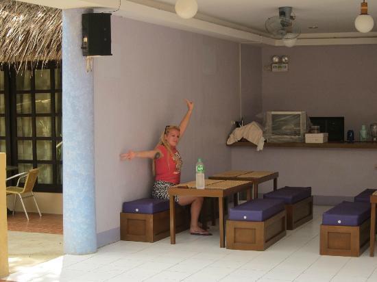 Eclipse Resort: Breakfast area