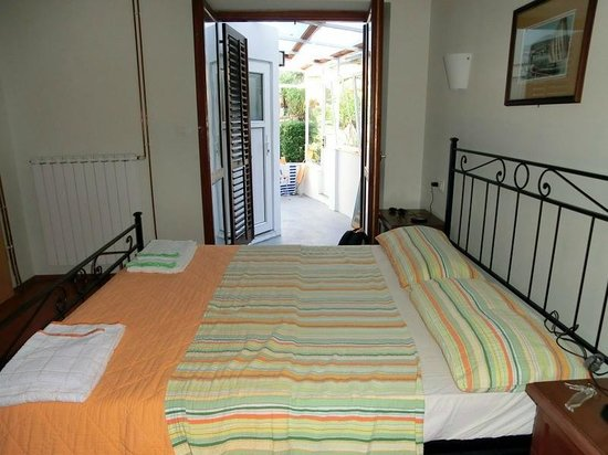Miracolo di Mare: Room with terrace