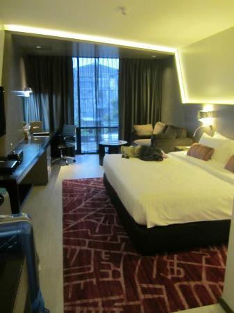 Best Western Premier Sukhumvit: Fantastic bed