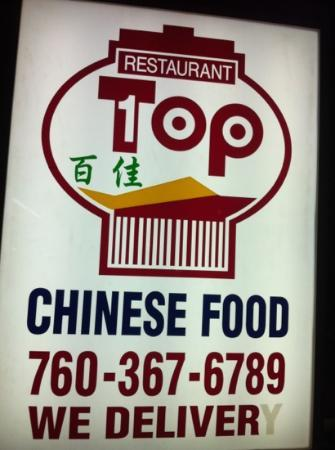 twentynine palms chinese restaurant