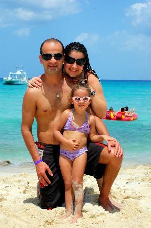 Punta Cana, Dominican Republic: Los tres