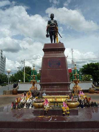 Phaiboon Place Hotel: ランドマーク