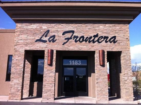 La Frontera Restaurant St George Ut