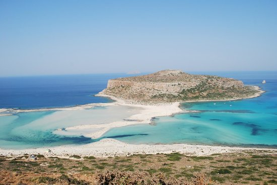 Balos Beach and Lagoon: Paradise