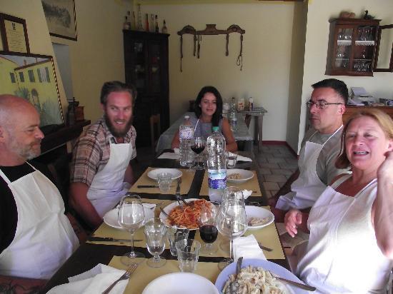 Il Vicario: Cooking class