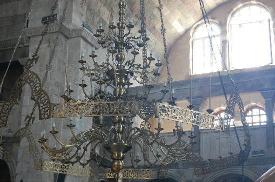 Panayia Ekatondapiliani Cathedral: the amazing light!
