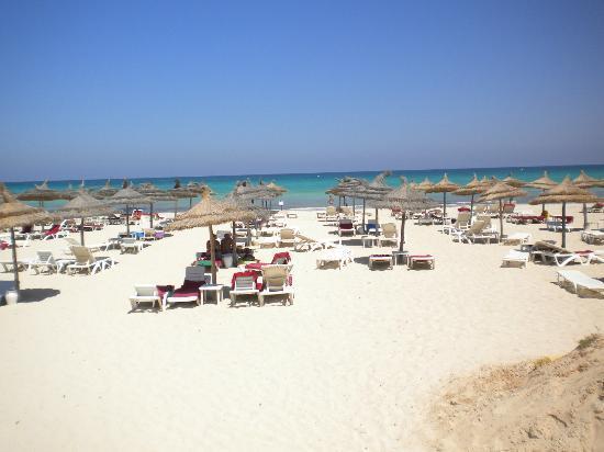 Club Iliade : spiaggia