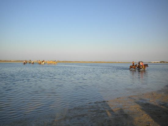 Club Iliade : lago salato